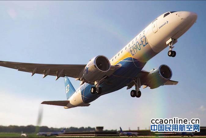 飞机的认证工作方面,巴航工业已经完成了空气动力学