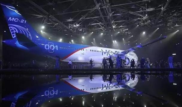 俄罗斯mc-21飞机订货数量已达205架